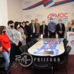 GrO DEMOS Prijedor: Uvjereni u učešće u Skupštini grada