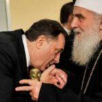 Dodik: Smrću patrijarha Irineja izgubili smo istinskog pastira