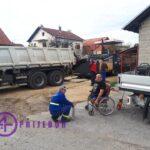 OBEĆANO-URAĐENO Asfaltirana ulica 39. divizije