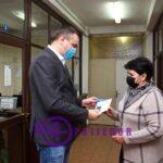 Dalibor Pavlović uručio prvu elektronsku zdravstvenu karticu u Prijedoru
