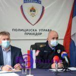 PU Prijedor: Apel građanima da se pridržavaju higijensko-epidemioloških mjera