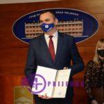 Dalibor Pavlović preuzeo dužnost (FOTO)