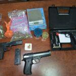 Prijedor: Uhapšena tri lica, oduzeto oružje i droga