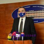 Pavlović pozvao sugrađane da praznike provedu u krugu porodice