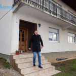 Najmlađi gradonačelnik u istoriji Prijedora, Dalibor Pavlović, privatno