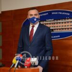 Pavlović preuzeo dužnost gradonačelnika Prijedora (VIDEO)