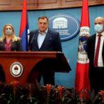 Dodik: Više nije bezbjedno da Tegeltija obavlja svoj posao (VIDEO)