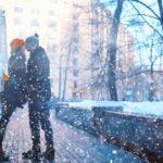 OBUCITE SE TOPLO Danas oblačno sa susnježicom i snijegom