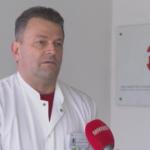"Gost hronike Potkozarja Andrija Vukotić VD direktor bolnice ""Dr Mladen Stojanović"" Prijedor (VIDEO)"