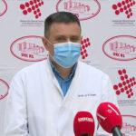 Đajić: Zabrinjavaju teške kliničke slike kod mladih