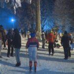 Sezona na Kozari otvorena besplatnim noćnim skijanjem (VIDEO)