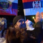 """""""Noćni vukovi"""" poželili brz oporavak Dodiku (VIDEO)"""