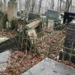 U Glini od posljedica zemljotresa uništeno pravoslavno groblje