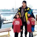 POBJEDNIK POKLONIO DUKAT I VIJENAC Najmlađi učesnici u Prijedoru braća Vid (8) i Đorđe (6), do ČASNOG KRSTA plivala i Nevena (FOTO)