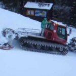 PAO POD MAŠINU Mladić povrijeđen na skijanju na Kozari STABILNO