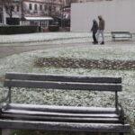 PRAVA ZIMA Narednih dana oblačno vrijeme sa snijegom
