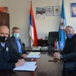 Glavni tužilac OJT u posjeti Policijskoj upravi Prijedor