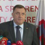 Dodik u Srebrenici: Izaći na izbore i pokazati demokratski kapacitet (VIDEO)