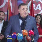 """Dodik: Pokušali su predstaviti Doboj kao grad """"slučaj"""", a pobjeda još veća (VIDEO)"""