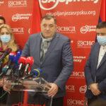 Vlado Đajić na čelu banjalučkog Gradskog odbora SNSD-a (VIDEO)