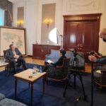 Dodik dao ekskluzivni intervju za kinesku državnu televiziju (FOTO)