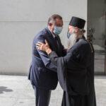 Dodik čestitao novoizabranom patrijarhu Porfiriju (VIDEO)