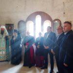 Dodik: Veoma važna posjeta patrijarha Јasenovcu, gdje su Srbi mučenički stradali (VIDEO)