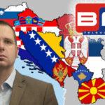 Kovačević: Očekivano da BN objavi ilustraciju na kojoj nema Republike Srpske