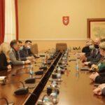 Dodik, Cvijanovićeva i Đajić sa odbornicima SNSD-a o aktuelnoj situaciji u Banjaluci