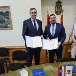 Gradonačelnik Prijedora i predsjednik opštine Inđija potpisali Memorandum o saradnji (FOTO)