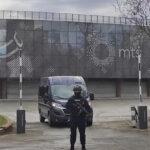 Oružane snage pretresaju stadione: Poslije hapšenja Nevolje i Miljkovića policija upala u prostorije Partizana i Zvezde