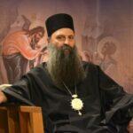 Novi patrijarh SPC mitropolit zagrebačko-ljubljanski Porfirije