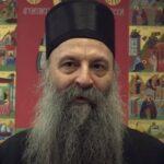 Patrijarh Porfirije: Molimo se Bogu da se udostojimo Carstva nebeskog (VIDEO)