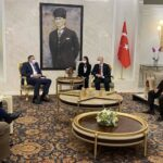U Ankari sastanak dobrodošlice za Dodika