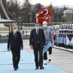 Pogledajte kako je Erdogan dočekao Dodika (VIDEO)