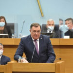 Dodik govorio o prenosu nadležnosti za vrijeme Ivanića, BN pustio reklame (VIDEO)