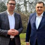 Vučić sutra uručuje Dodiku respiratore i medicinsku opremu