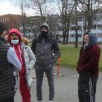 Dražan Janjanin protestovao zbog mjera zatvaranja