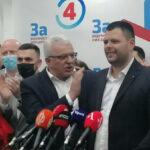 Andrija Mandić proglasio pobjedu na izborima u Nikšiću