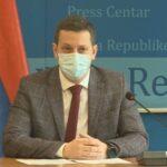 Zeljković: Vakcinacija i epidemiološke mjere zaustavljaju širenje virusa (VIDEO)