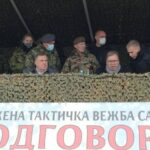 """Održane vojne vježbe na poligonima """"Orešac"""" i """"Pasuljanske livade"""" (FOTO/VIDEO)"""