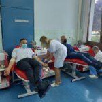 Gradonačelnik Prijedora Pavlović i radnici Gradske uprave dobrovoljno dali krv