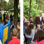 Gradonačelnik otvorio dva dječija igrališta (FOTO)