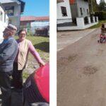 Ulicu Nikole Luketića posjetio gradonačelnik-nakon tendera stiže asfalt