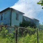 "Požar zahvatio krovnu konstrukciju stare ""Bosnamontaže"""