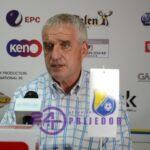 Nikica Milenković zvanično predstavljen kao novi trener Rudara (VIDEO)