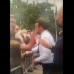 Napad na predsjednika Francuske: Muškarac ošamario Makrona (VIDEO)