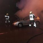 U Novom Gradu zapaljena tri automobila