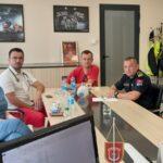 Praktična obuka za vatrogasce spasioce