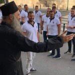 Patrijarh Porfirije ugostio vaterpoliste Srbije i poželio im sreću na Olimpijskim igrama